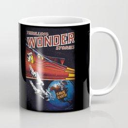 Wonder Stories - Save Earth Coffee Mug