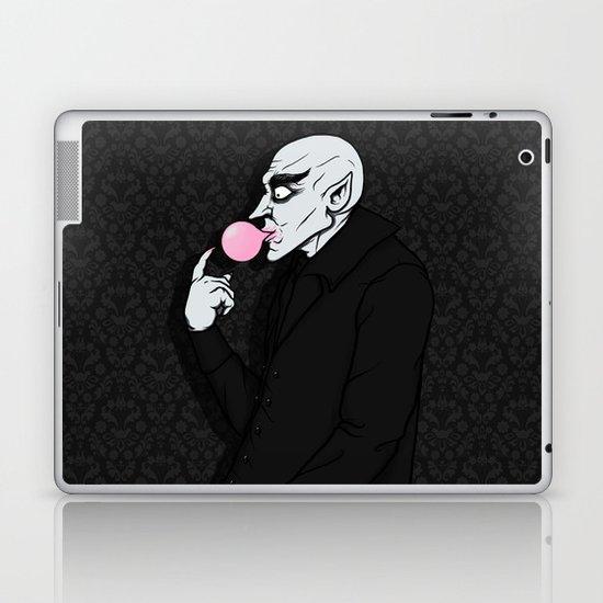 Popping Bubblegum Bubble  Laptop & iPad Skin