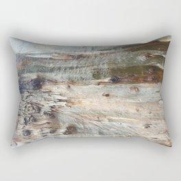Colors of a Eucalyptus Rectangular Pillow