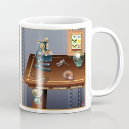 DW-032 Nautilus Dreams-Second State Coffee Mug