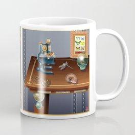 DW-032 Nautilus Dreams-Second State Coffee Mug