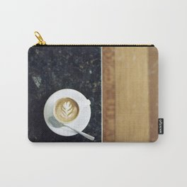 Latte Art Carry-All Pouch