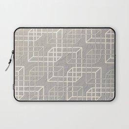 Linked Squares Laptop Sleeve