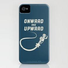 Onwards & Upwards! iPhone (4, 4s) Slim Case