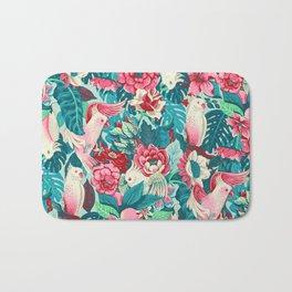 Florida Tapestry - daytime version Bath Mat