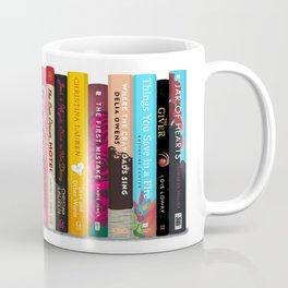 Book Stack No. 21 Coffee Mug