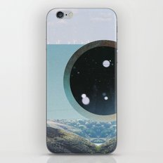 Last Night We Went To Space But I Knew It Was A Dream Even Before I Woke Up iPhone & iPod Skin