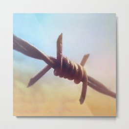 Break FREE! Metal Print