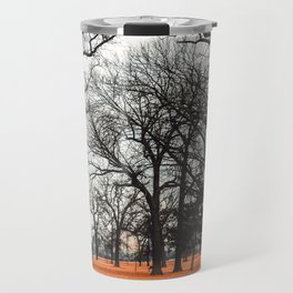 Park view at Belle isle in Detroit Travel Mug