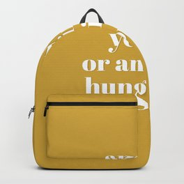 Hungover Backpack