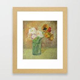 Tulips Framed Art Print