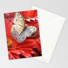 Butterfly Garden Stationery Cards