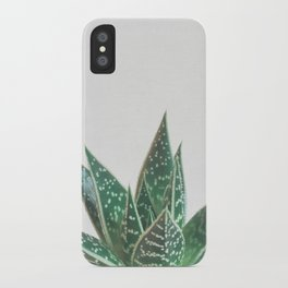 Aloe Tiki iPhone Case