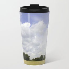It's all just a crazy blur to me Travel Mug