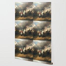 The Surrender of Lord Cornwallis at Yorktown John Trumbull Print Poster Wallpaper