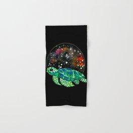 Watercolor Sea Turtle Hand & Bath Towel