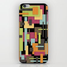 Retrotopia iPhone & iPod Skin