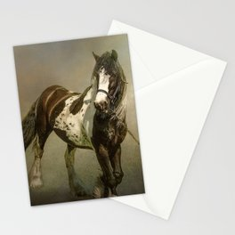 The Gypsy cob Stationery Cards