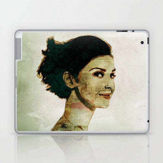 Concrete Butterflies Laptop & iPad Skin