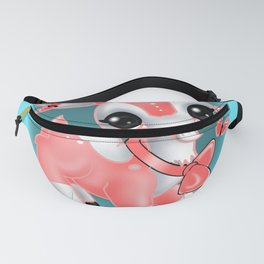 Dear Milly And Billy Goat  Fanny Pack