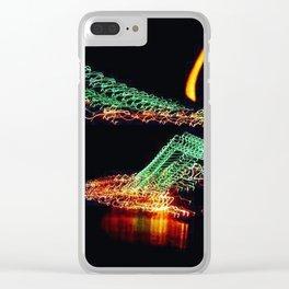 Brooklyn Night Views Clear iPhone Case