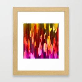 Tropical Fantastique Framed Art Print