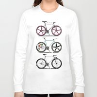 brompton Long Sleeve T-shirts featuring This Is How I Roll by Wyatt Design