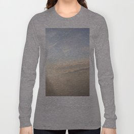 floating on the sky Long Sleeve T-shirt