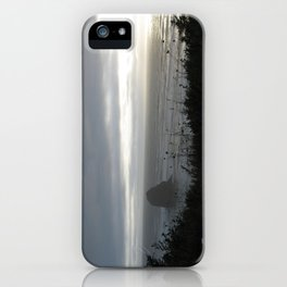 Day is Done iPhone Case
