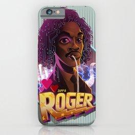 Roger troutman iPhone Case