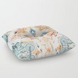 Wonderland in Spring Floor Pillow