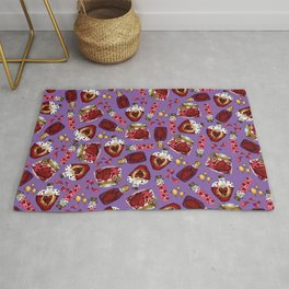 Witchy Love Potion IV Rug