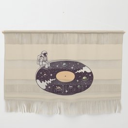 Cosmic Sound Wall Hanging