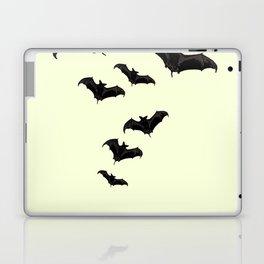 MYRIAD BLACK FLYING BATS DESIGN Laptop & iPad Skin