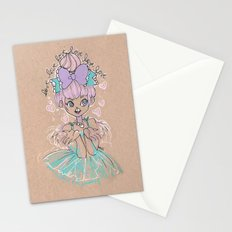 Love Love Love Little Heart Stationery Cards
