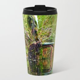 Seaweed Covered Chair Travel Mug