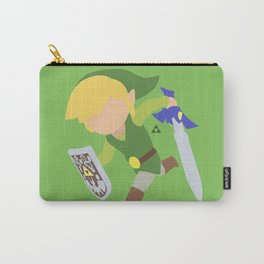 Toon Link(Smash) Carry-All Pouch