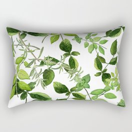 I Never Promised You an Herb Garden Rectangular Pillow