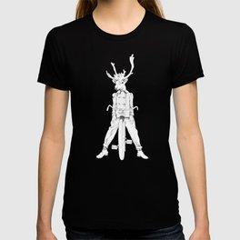 Weird & Wonderful: Racing Reindeer T-shirt