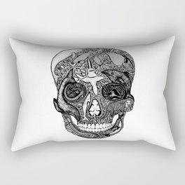 Death of the Oceans Rectangular Pillow