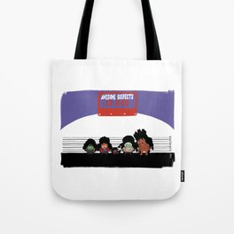 UNUSUAL SUSPECTS : Awesome Tote Bag