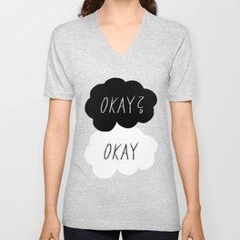 Okay? Okay Unisex V-Neck