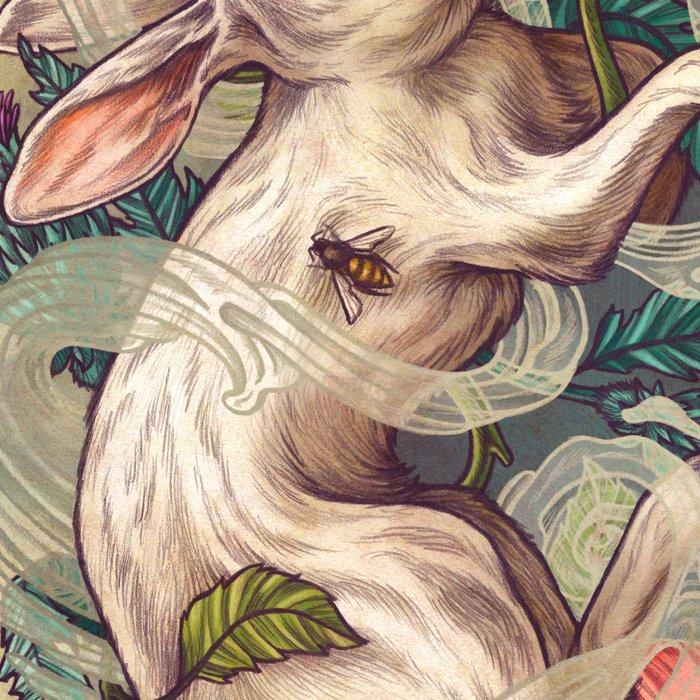 Dust Bunny Leggings