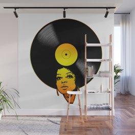 Afrovinyl (Soul) Wall Mural