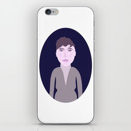 Independent Woman iPhone Skin