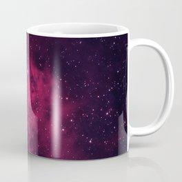 The Flaming Star Nebula Coffee Mug