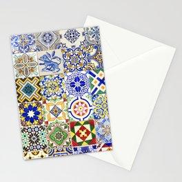 Azulejo — Portuguese ceramic #15 Stationery Cards