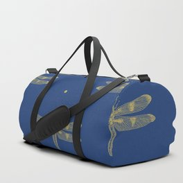 Dragonflies Duffle Bag