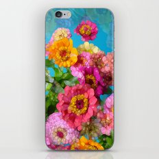 Happy Hurricane iPhone & iPod Skin