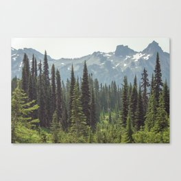 Escape to the Wilds - Nature Photography Canvas Print